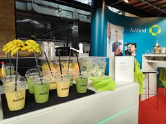 Messe Smoothie Catering