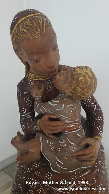 mother and child 1958