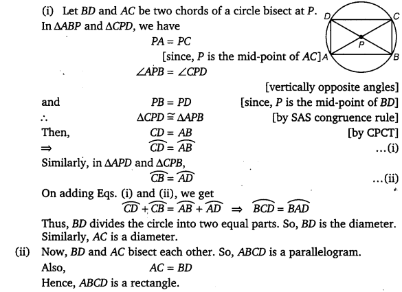 NCERT Solutions for Class 9 Maths Chapter 10 Circles 52