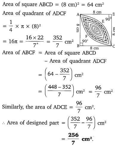 NCERT Solutions for Class 10 Maths Chapter 12 Areas Related to Circles 67