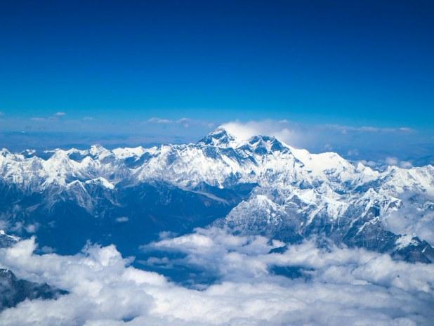 Vistas del Everest
