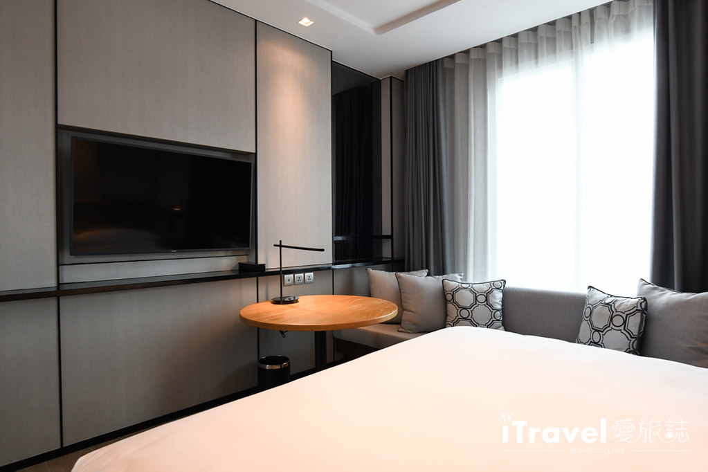 曼谷蘇拉翁塞萬豪酒店 Bangkok Marriott Hotel The Surawongse (42)