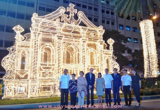 Makati City Lights