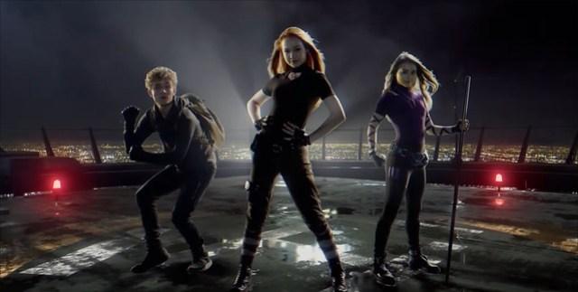 Kim Possible - Película de acción en vivo