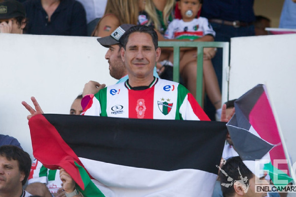 Palestino 3 - Audax Italiano 2 (Final Copa Chile)