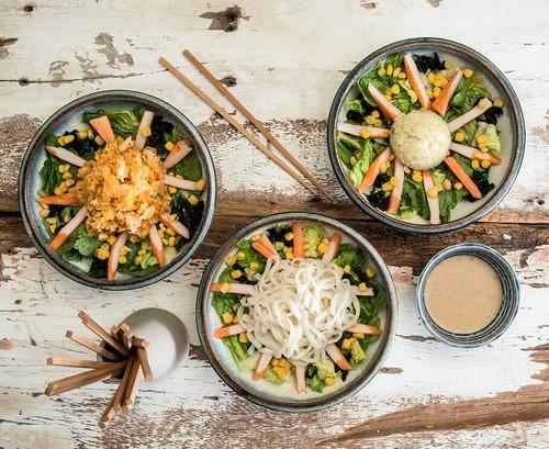 Tenya Ph salads
