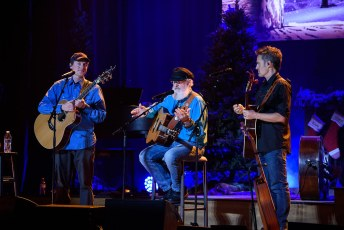 Atz, Atz Lee, and Nikos Kilcher @ The Carolina Theatre in Durham NC on December 17th 2018