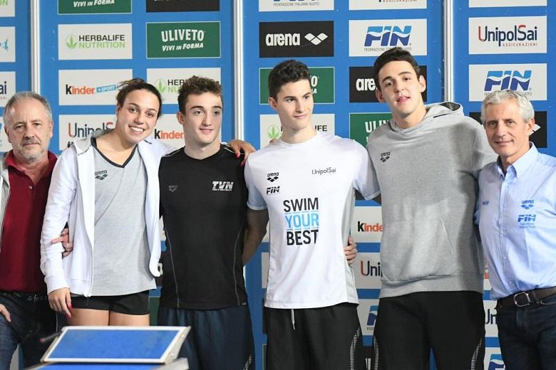 Arena Swim Your Best: Pirovano e Burdisso vincitori della quarta edizione