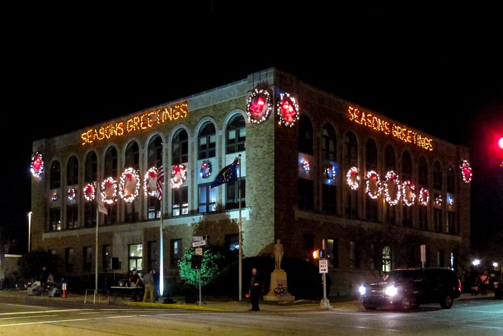 Logansport City Building
