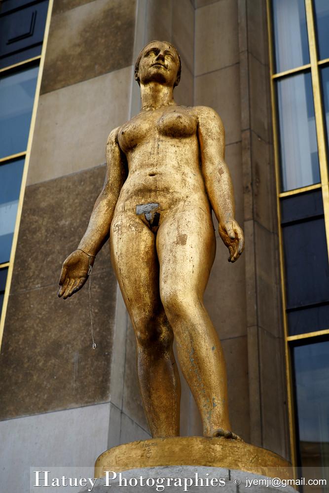 Paris, Parvis des Droits de l'Homme 270