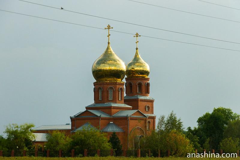 Церковь Пантелеимона Целителя, Славянск-на-Кубани