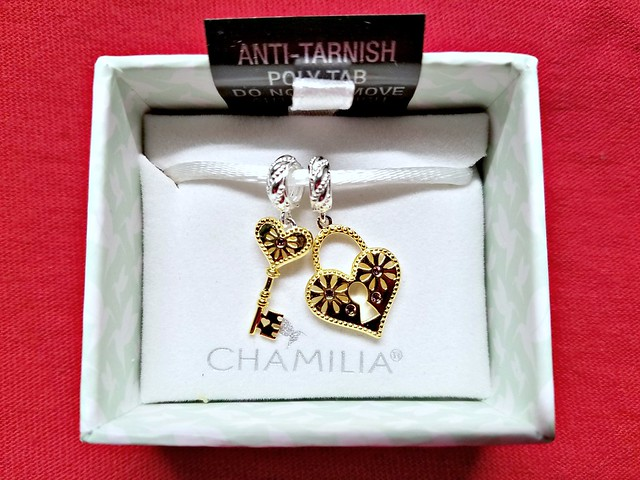 Love Is... Chamilia Jewelry on Valentine's Day