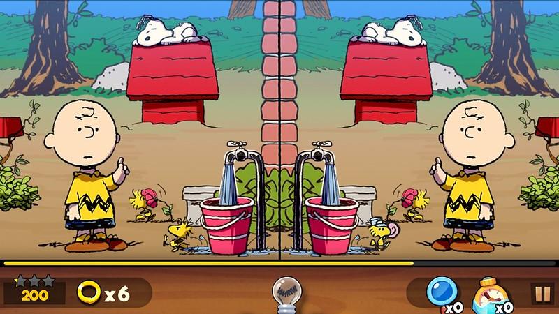 【手機遊戲】Snoopy Spot the Difference - 找出史努比療育圖片的不同之處解鎖更多角色與場景 @ 遊樂生活x楓緋x :: 痞 ...