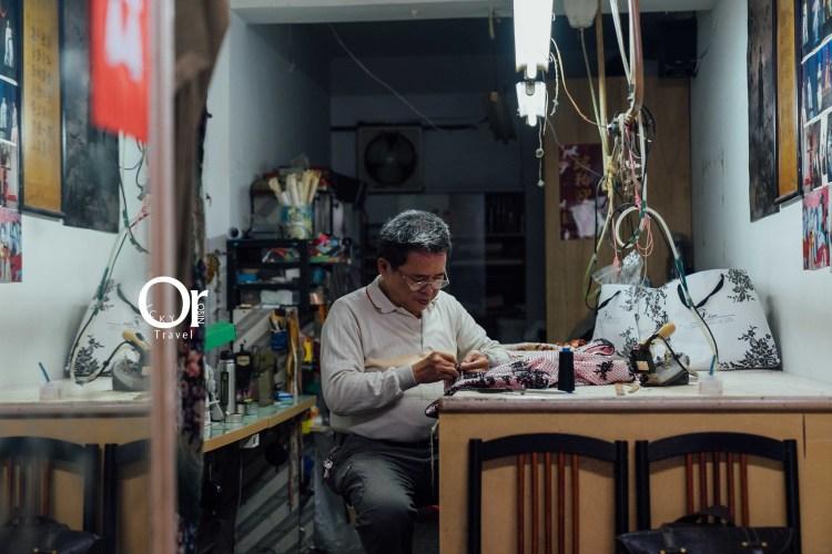 傳統旗袍店|玉鳳旗袍專家,藏在大稻埕巷弄間的旗袍店,是個電影服裝大師,讓旗袍隨著時代成長