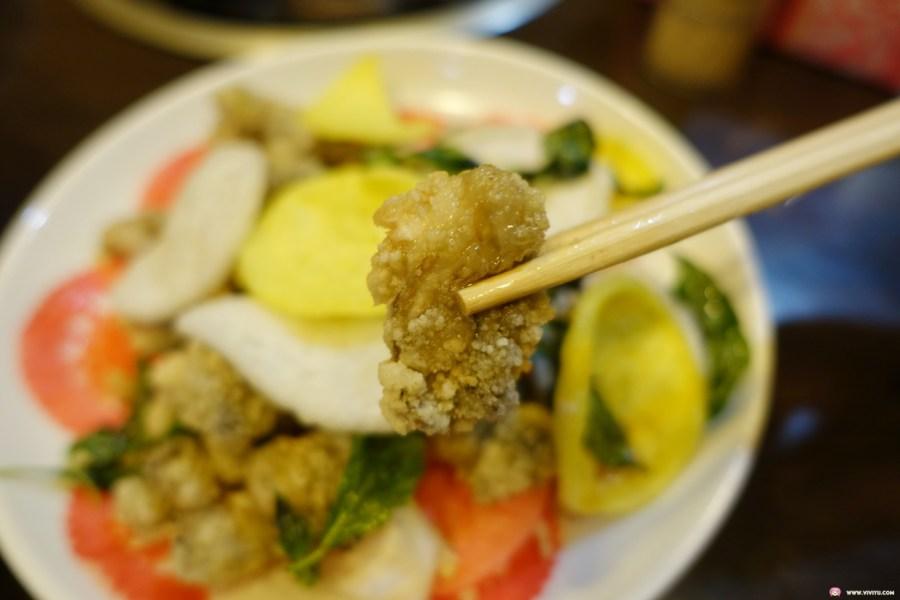[桃園美食]好客平價活海鮮~桃鶯路上平價熱炒店.白飯吃到飽食材新鮮符合大眾口味 @VIVIYU小世界