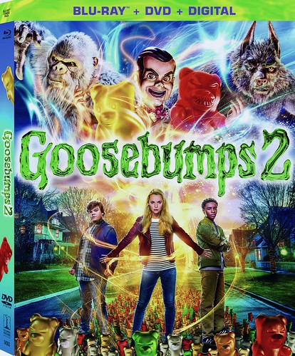 Goosebumps 2 ~ My Silly Little Gang Movie Review
