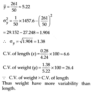 NCERT Solutions for Class 11 Maths Chapter 15 Statistics 58
