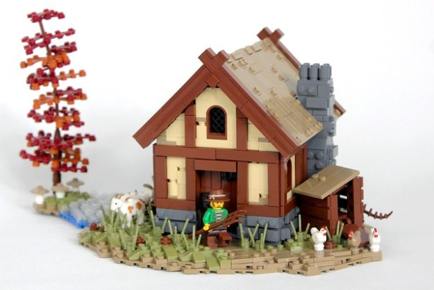 CCC XVI: Mitgardian Farmhouse