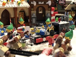 Poblado Navidad 3