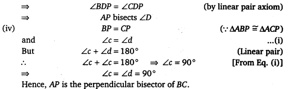 NCERT Solutions for Class 9 Maths Chapter 7 Triangles 17