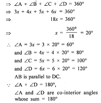 Selina Concise Mathematics Class 6 ICSE Solutions - Quadrilateral-3s.
