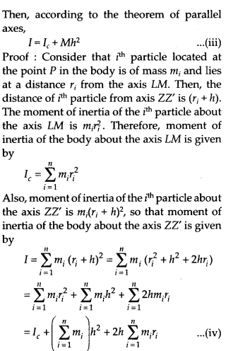 NCERT Solutions for Class 11 Physics Chapter 7 System of particles and Rotational Motion 35