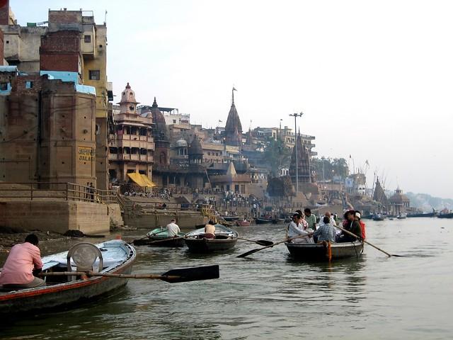 Cremaciones Varanasi