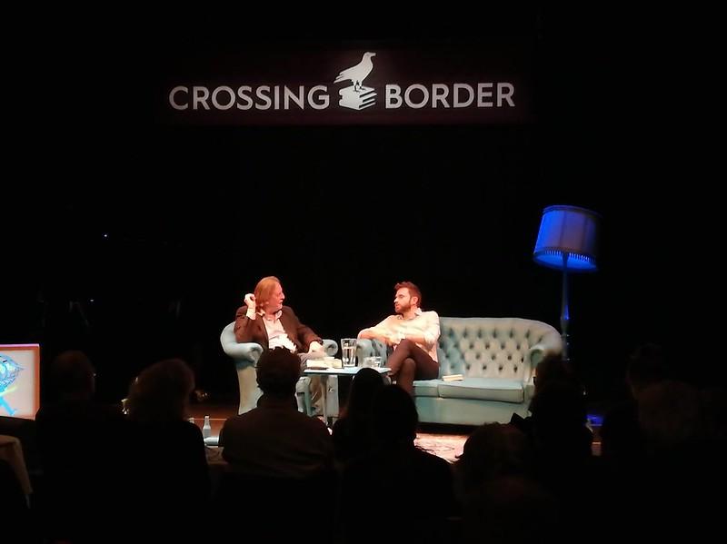 Crossing Border 2018