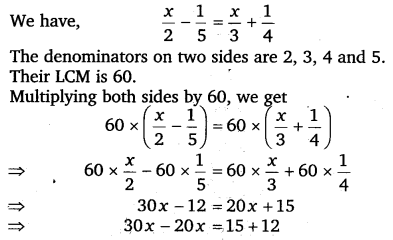 NCERT Solutions for Class 8 Maths Chapter 2 Linear Equations In One Variable 53