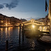Ponte di Rialto, Venice, at Night