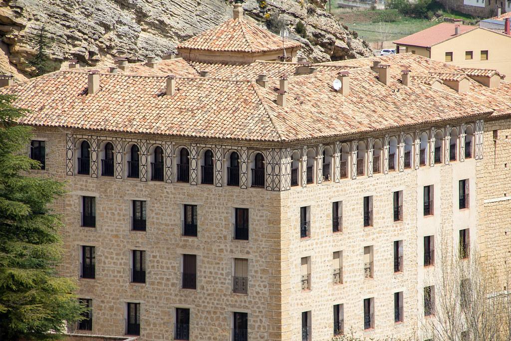 convento y colegio de los Escolapios Albarracin Teruel 03