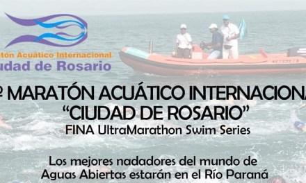 Seconda tappa in Argentina della FINA UltraMarathon Swim Series 2019