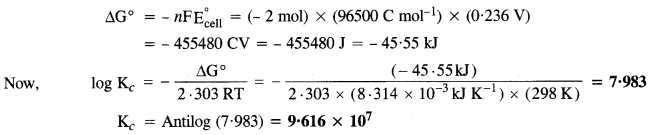 NCERT Solutions for Class 12 Chemistry Chapter 3 Electrochemistry 4