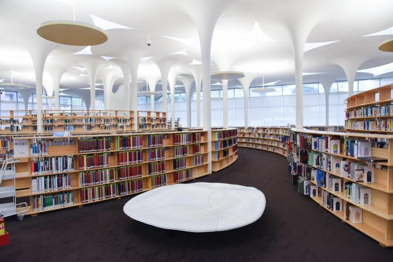 koo chen fu national library at national taiwan university