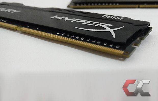 HyperX Fury DDR4 review overcluster 8
