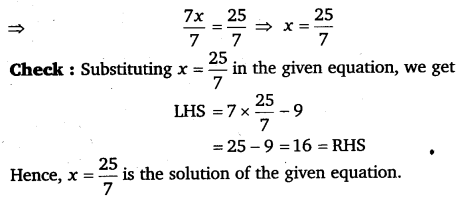 NCERT Solutions for Class 8 Maths Chapter 2 Linear Equations In One Variable 11