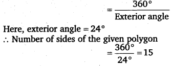 NCERT Solutions for Class 8 Maths Chapter 3 Understanding Quadrilaterals 12