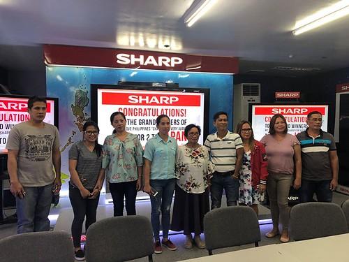 Sharp We Love Phiippines Winners Trip for 2 to Japan