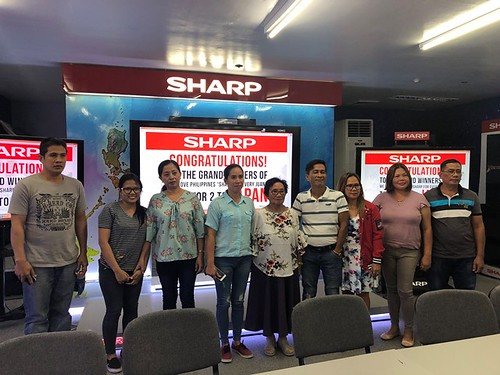 Sharp We Love Phiippines Winners Trip for 2 to Japan