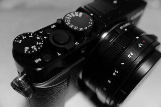 default setting photo LX100M2