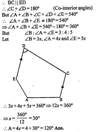 ML Aggarwal Class 9 Solutions for ICSE Maths Chapter 13 Rectilinear Figures pqqqq