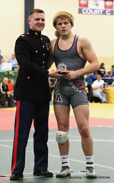 160 Champion - Colby Njos (Anoka). 181215BJF0403