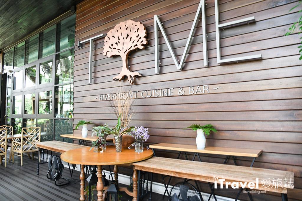 清邁餐廳推薦 TIME Riverfront Cuisine & Bar (3)