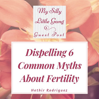 Dispelling 6 Common Myths About Fertility - Hethir Rodriguez ~ Guest Post
