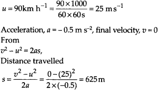 NCERT Solutions for Class 9 Science Chapter 8 Motion 8