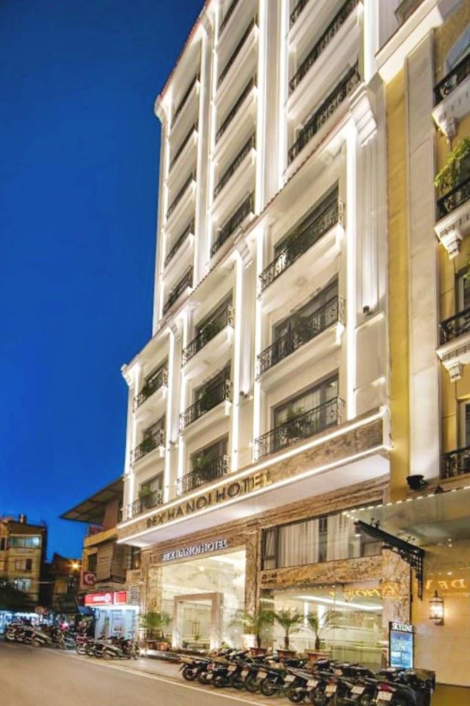Rex Hanoi Hotel 1