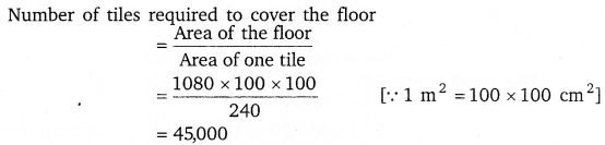 NCERT Solutions for Class 8 Maths Chapter 11 Mensuration 5