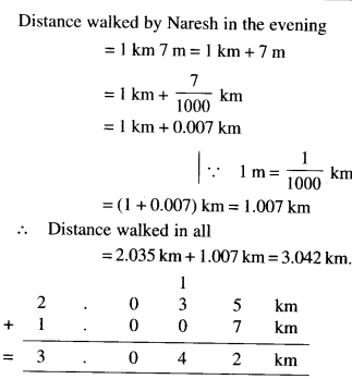 NCERT Solutions for Class 6 Maths Chapter 8 Decimals 42