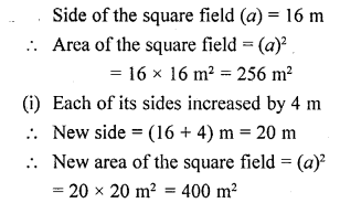 Selina Concise Mathematicsclass 6 ICSE Solutions -Perimeter and Area of Plane Figures-b12