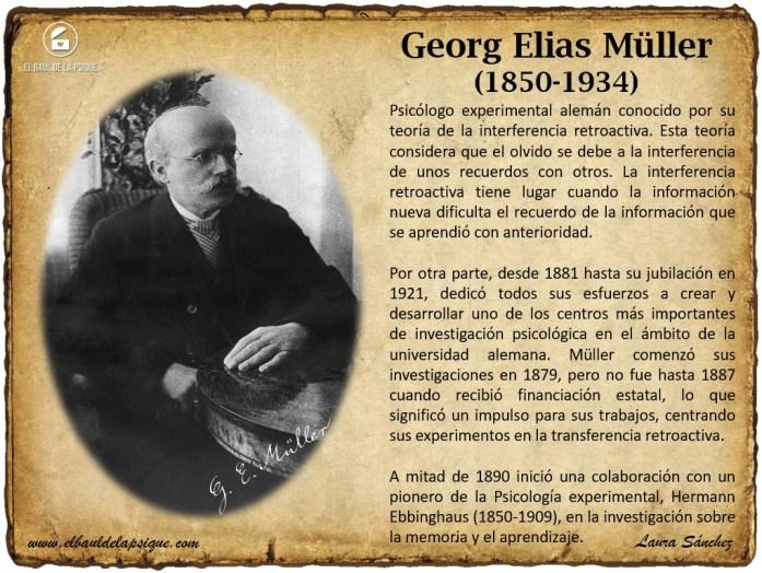 Georg Elias Müller